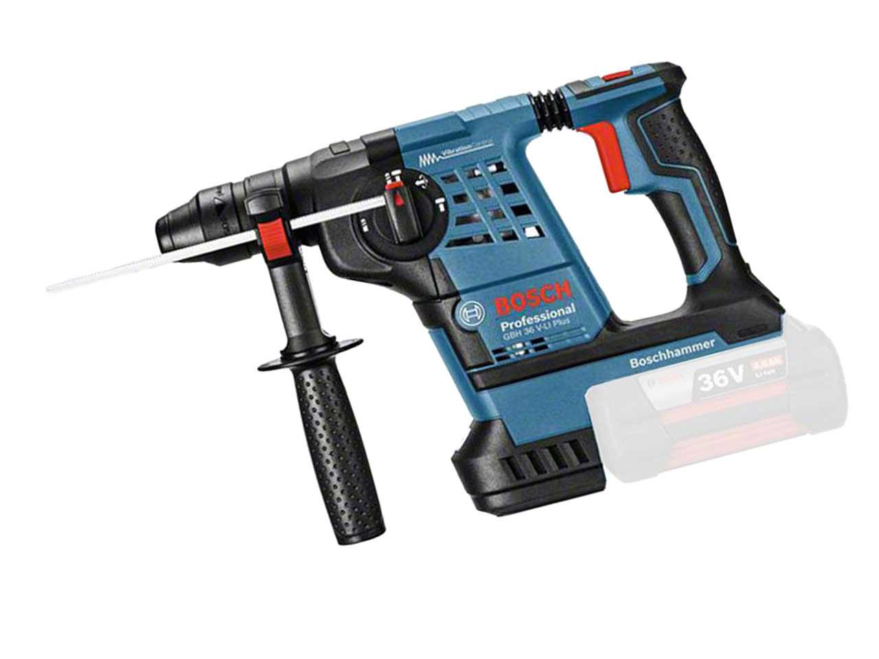 Bosch GBH 36V-LI Plus 36V Cordless SDS Hammer Drill ERP