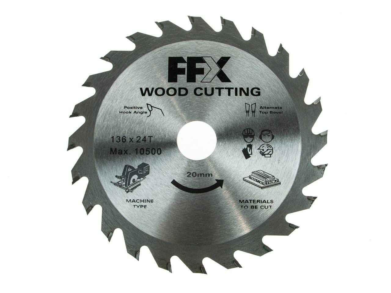 FFX TCT Blades