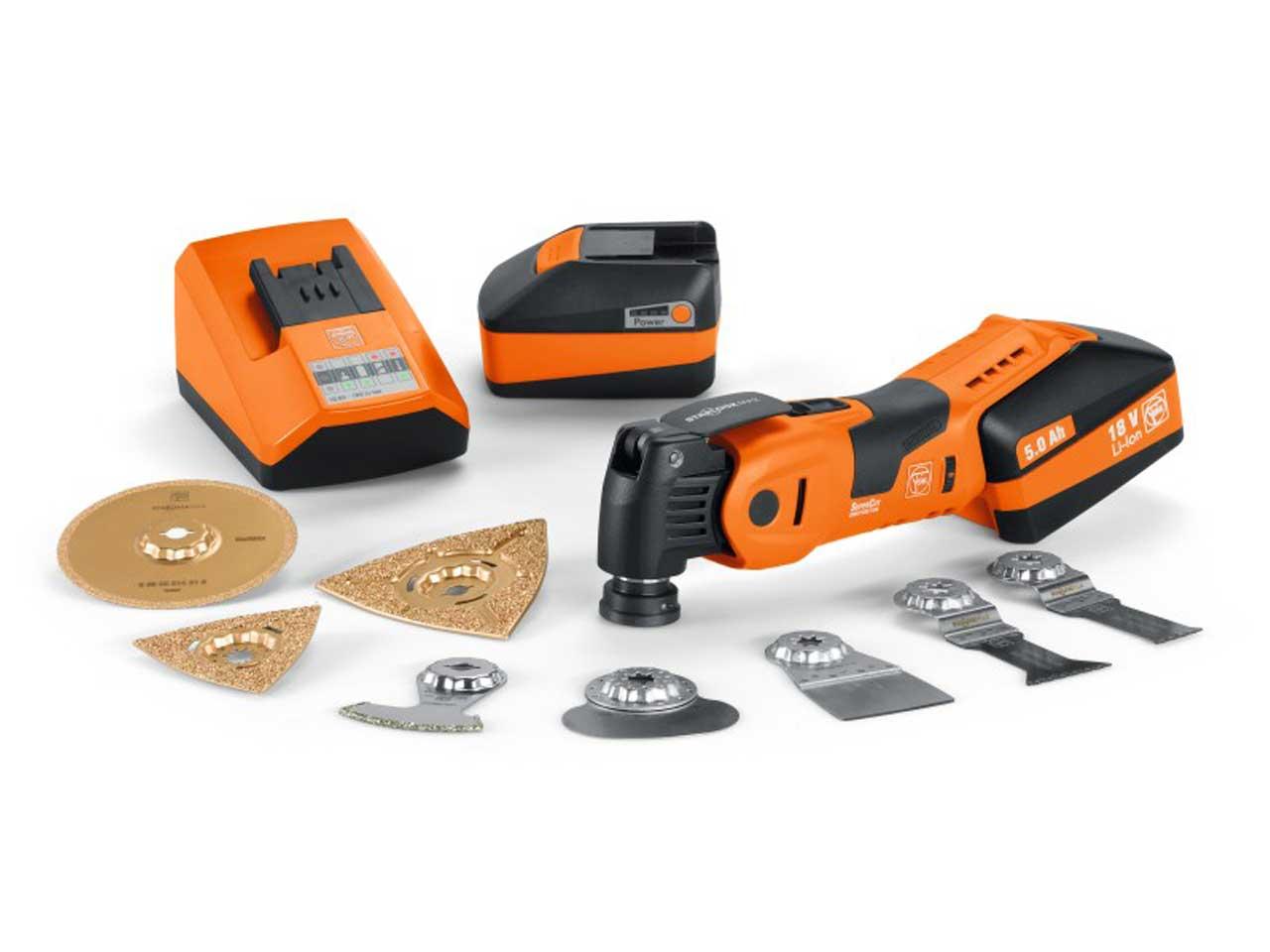 Cordless Multi Tools