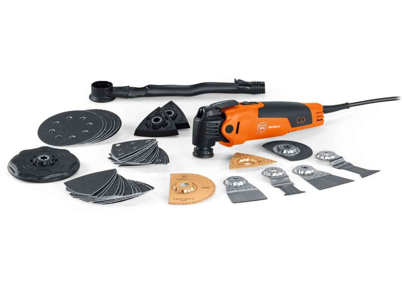 Corded Multi Tools