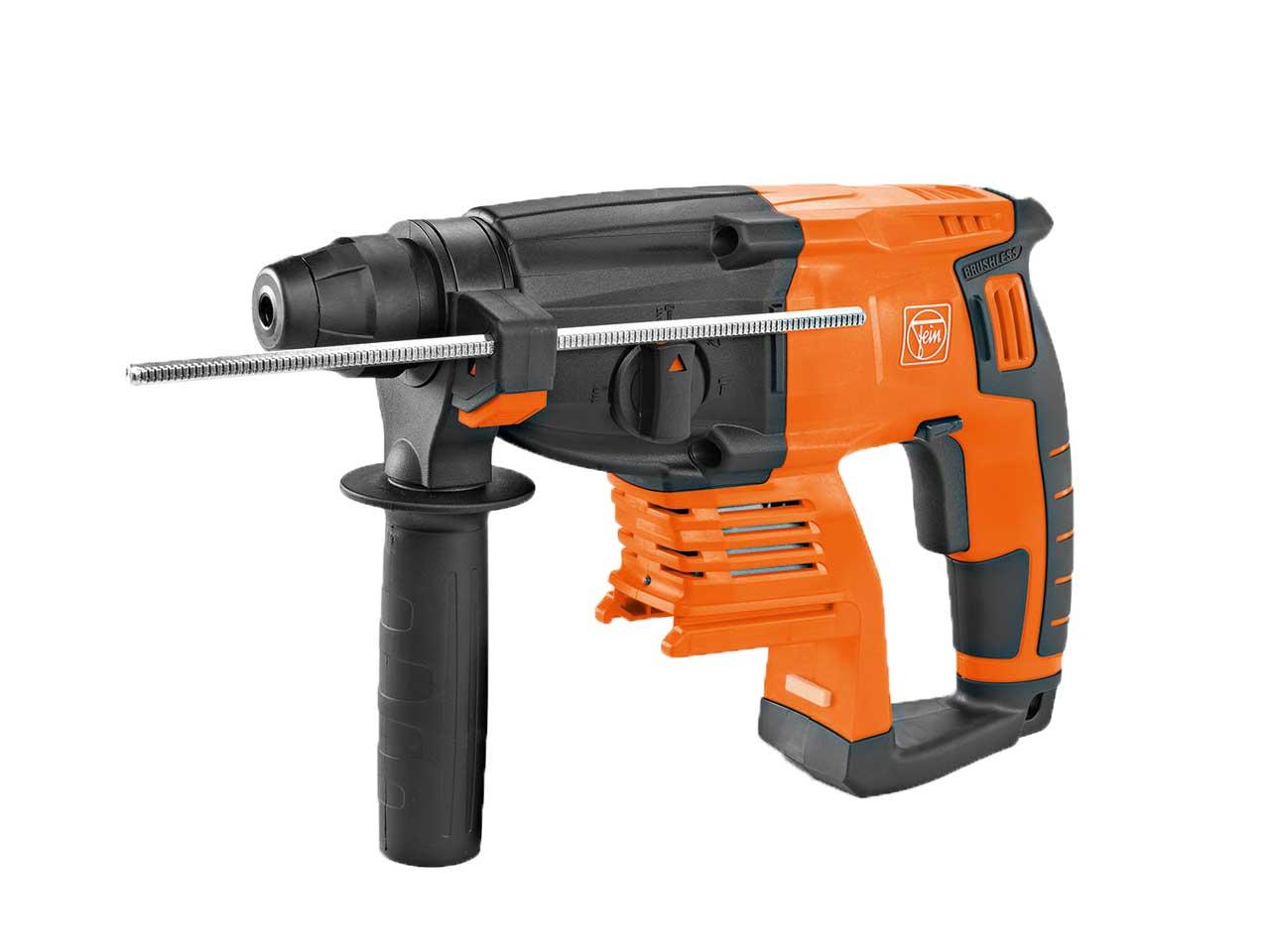Fein Abh18 Select 18v 3 Mode Brushless Sds Plus Hammer Drill Body Only