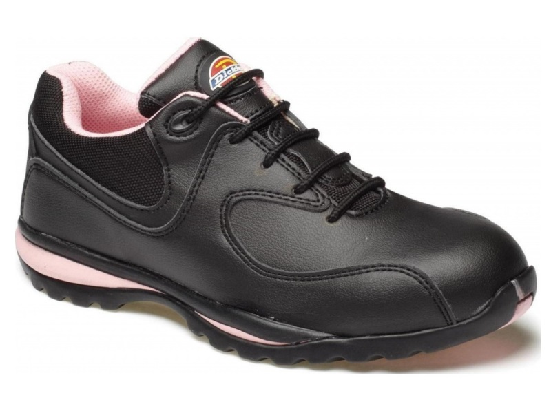 black size 3 trainers