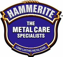 Hammerite metal paints