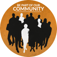 Be Part Of Our Community