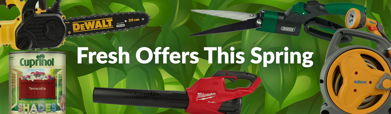 Fresh Offers This Spring